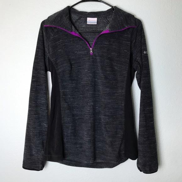 Columbia Jackets & Blazers - Columbia Quarter Zip Fleece